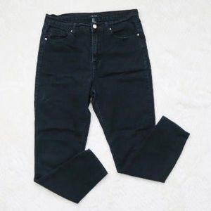 Forever 21 High Waisted Jeans Skinny Size 30 Basic